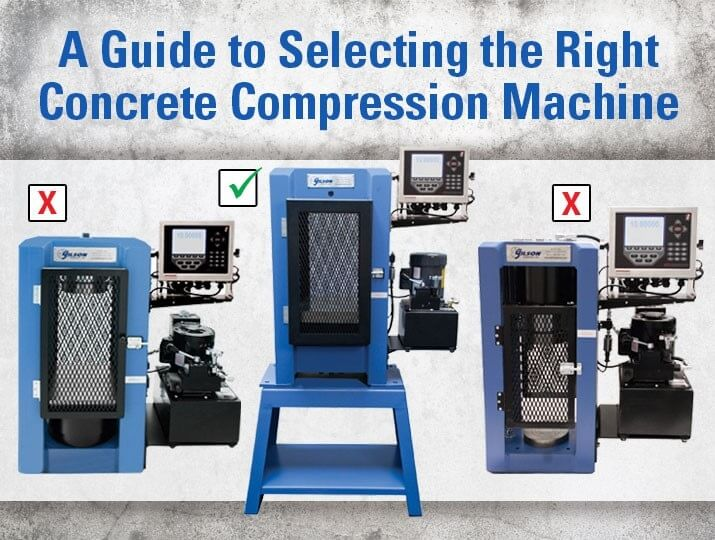 concrete compression machines