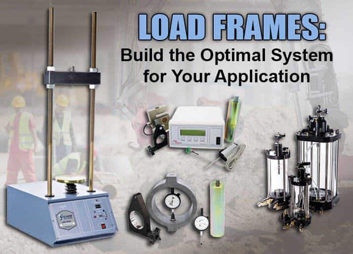 Load Frames: Build the Optimal System for Your Applications