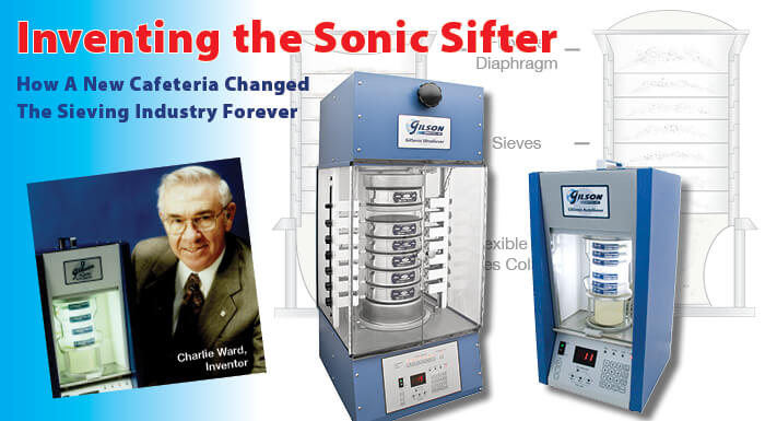 Inventing the Sonic Sifter