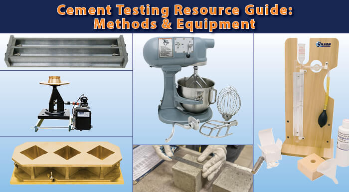 Cement Testing Resource Guide
