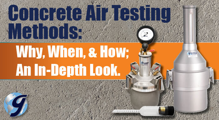 Concrete Air Testing: Why, When, & How: An In-Depth Look