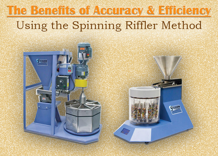 Spinning Rifflers: The Benefits of Accuracy and Efficiency
