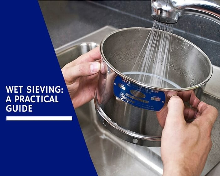 Wet Sieving: A Practical Guide - Gilson Co