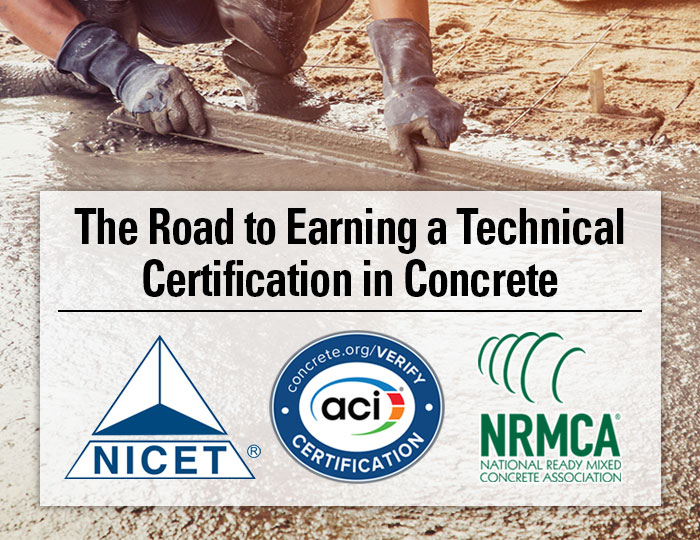 Concrete Technical Certification