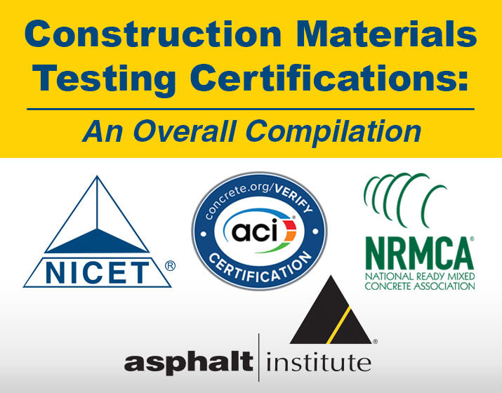 Overall Certification Compilation