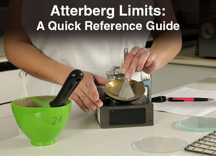 Atterberg Limits: A Quick Reference Guide