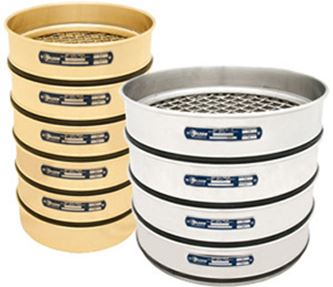 Picture for category ISO Test Sieves