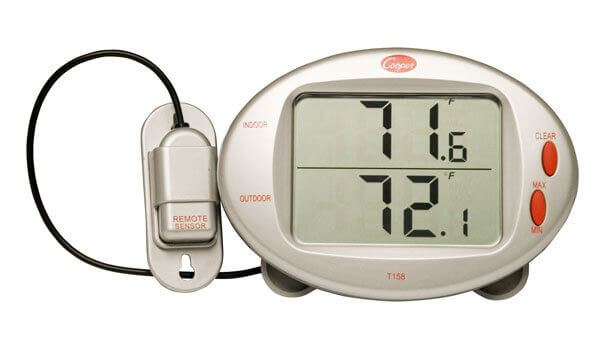 Min/Max Digital Thermometer
