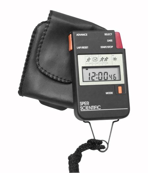 Large Display Digital Stopwatch