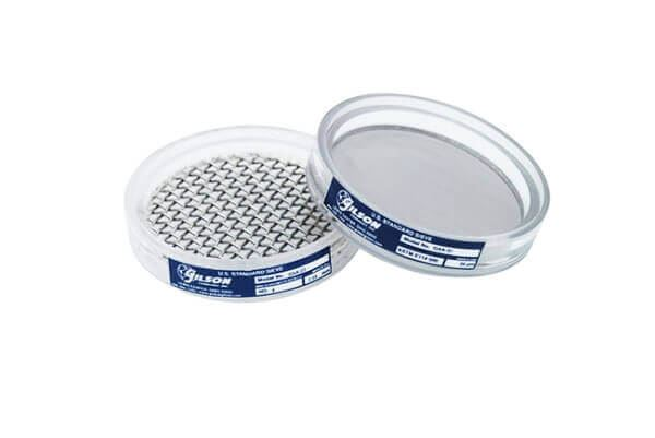 "3"" Acrylic Frame Sieve, Stainless Mesh, No. 200"