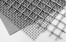 Cut-To-Order Stainless Wire Cloth, #8