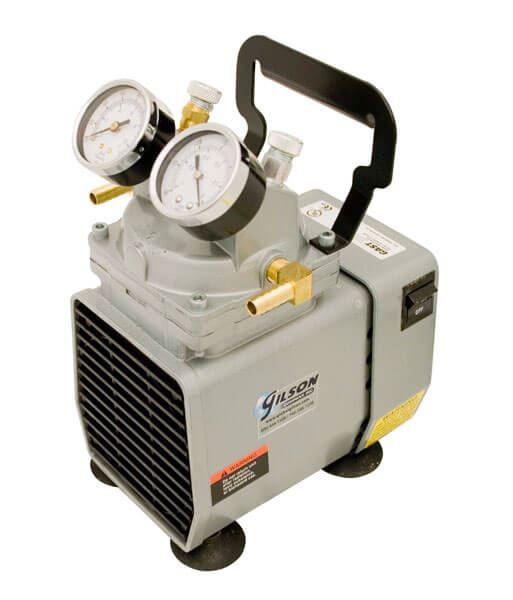 Oilless Diaphragm Vacuum Pump/Compressor