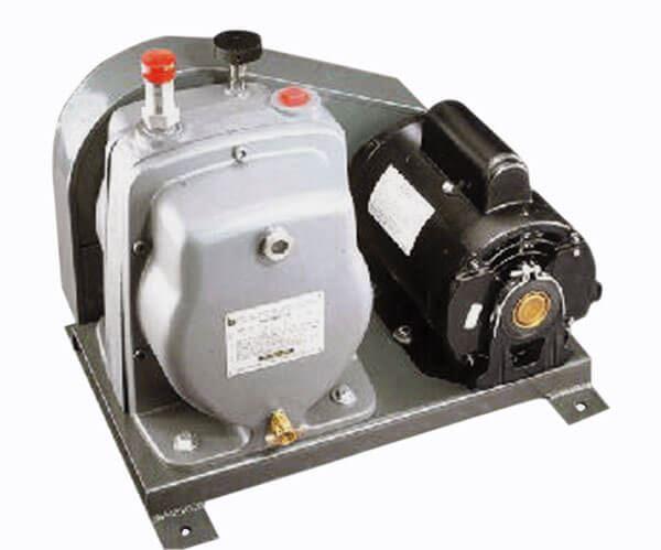 Belt Drive Vacuum Pump, Heavy-Duty