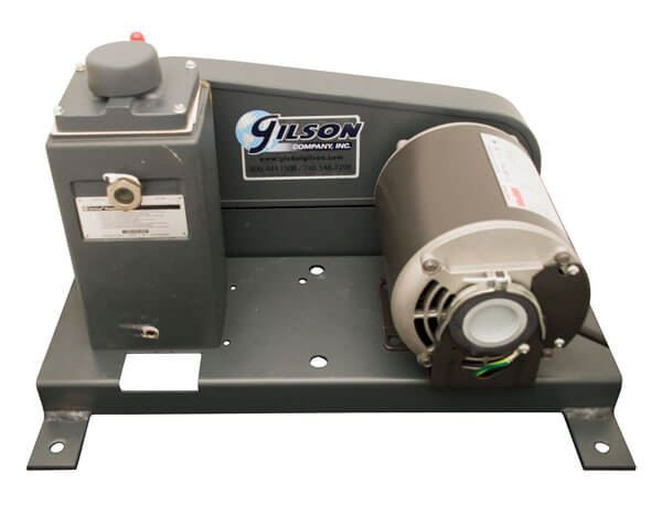 Belt Drive Vacuum Pump, Standard