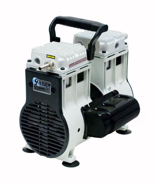 Oilless Vacuum Pump, Heavy-Duty