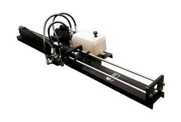 Hydraulic Sample Extruder