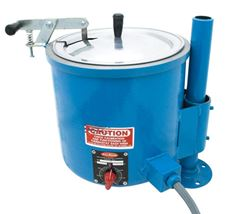 Dispensing Melting Pots