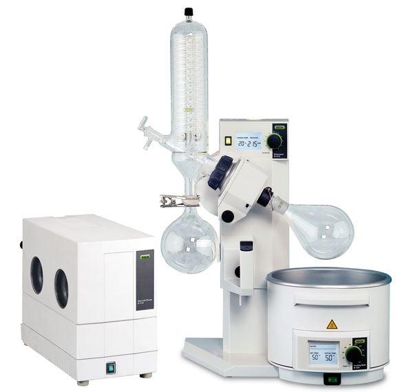 Rotovapor Apparatus System
