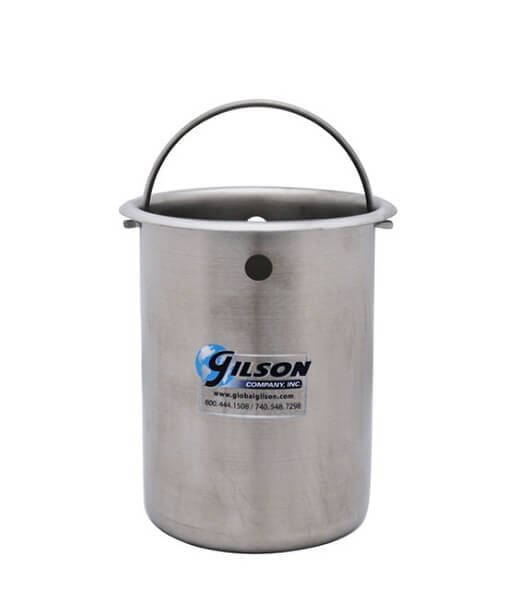 1,000ml Stainless Steel Container for Pulp Density Scale