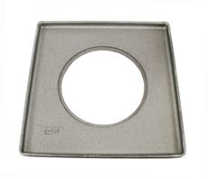 12x12in Density Plate Only for Sand Cone Test