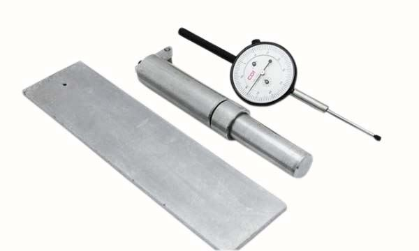 Relative Density Gauge Set