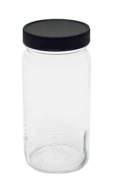 Organic Impurities Test Bottle w/ Lid