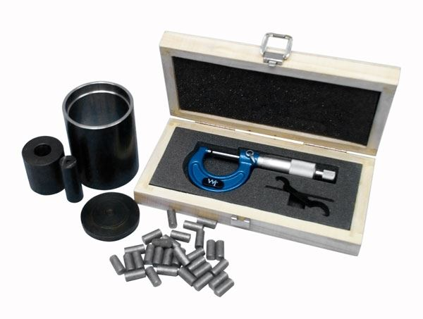 Mechanical Soil Compactor Calibration Kit