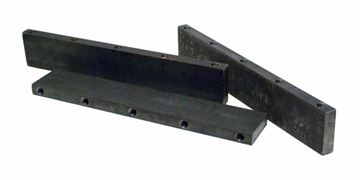 Steel Shelf for LA Abrasion Machine