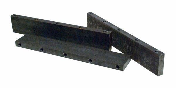 Wear-Resistant Steel Shelf for LA Abrasion Machine