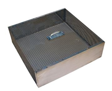 Asphalt Content Furnace Sample Cooling Cage