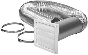 Asphalt Content Furnace Exhaust Vent Kit