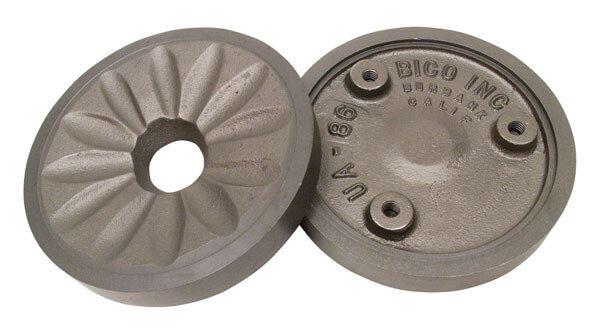 Hardened Alloy Steel Grinding Plate Set