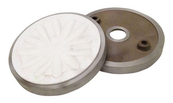Bico Pulverizer Alumina Ceramic Grinding Plates Gilson Co