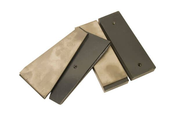 Steel Alloy Jaw/Cheek Plate Set