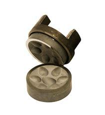 Tungsten Carbide Plate Set for Mini-Pulverizer