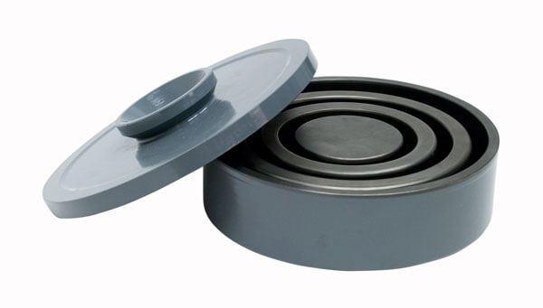 100ml Tungsten Carbide Grinding Set