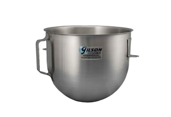 Stainless Steel Bowl for 5qt Laboratory Mixers