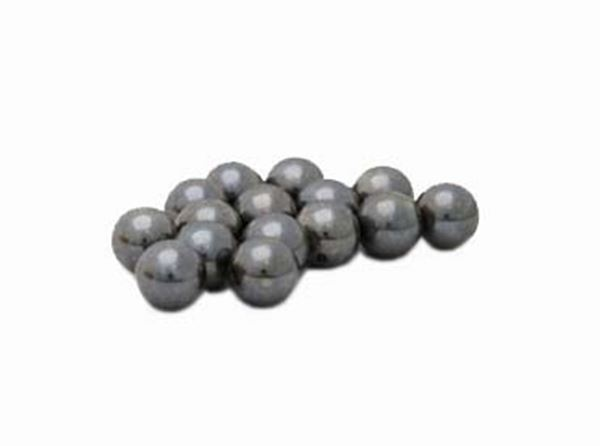 Chrome Alloy Steel Balls for Ball-Pan Hardness Test
