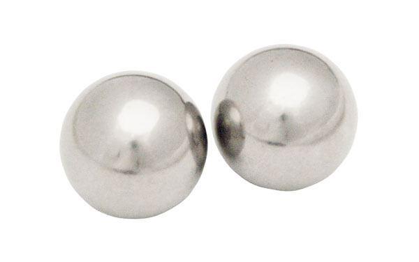 Pulverizing Steel Balls