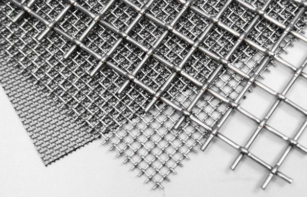 No. 14 Wire Cloth Square for Rocker Screen