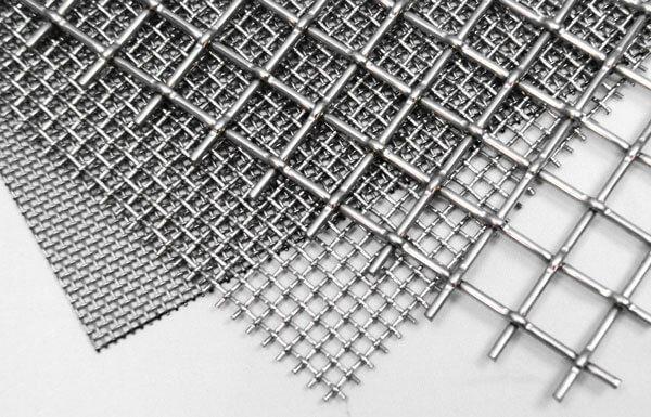 1/8in Wire Cloth Square for Rocker Screen