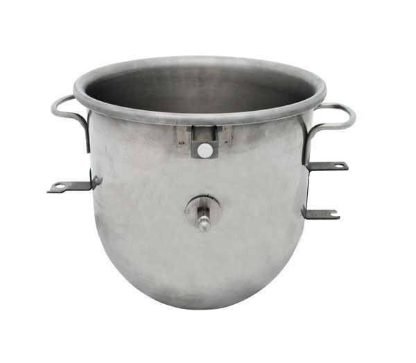 12qt Stainless Steel Bowl for Laboratory Mixer