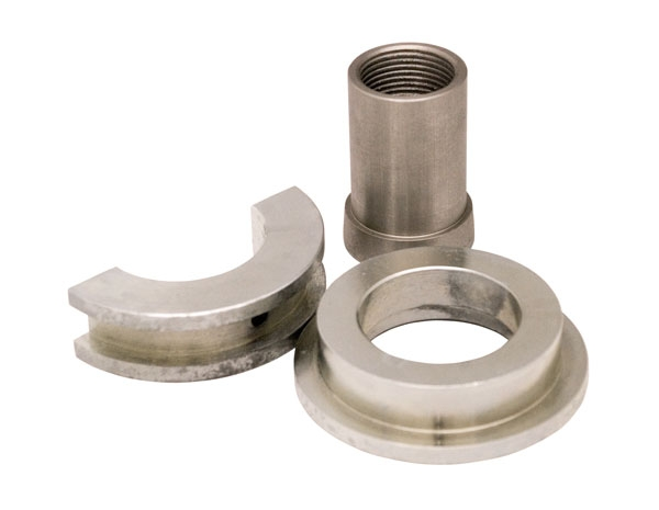 2in sample adapter for hydraulic sample extruder sample extruder