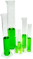 25ml Plastic Graduated Cylinder