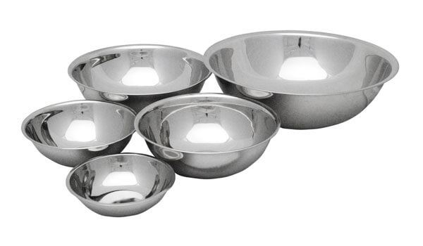 5qt Stainless Steel Bowl Gilson Co