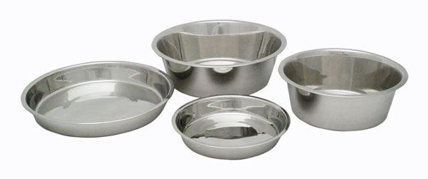 0.7qt. Round Stainless Steel Pan