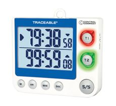 Traceable® Dual Timer