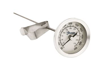 Dial Lab Testing Thermometer, 50°— 550°F (0°— 285°C)