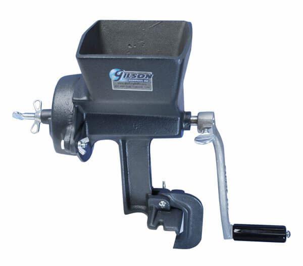 Hand-Crank Disc Mill