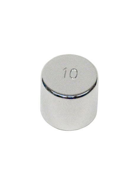 Calibration Weight, Ultra Class, 10g
